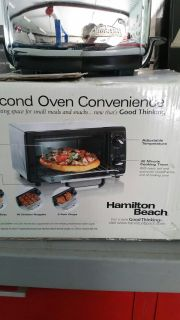 Counter oven