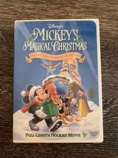 Mickey s Magical Christmas
