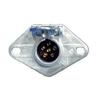 Find Draw-Tite Trailer Connector, 6-Way Connector Socket 118036 motorcycle in Chattanooga, Tennessee, US, for US $13.99