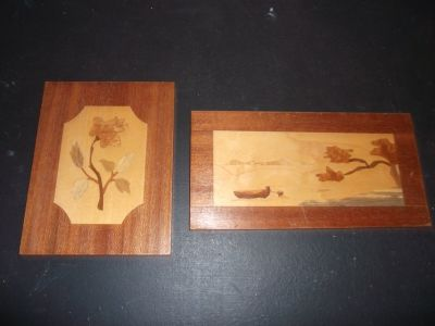 Wood Inlay Pictures