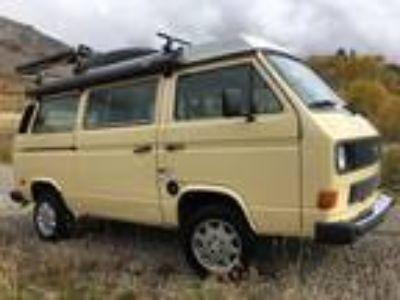 1984 Volkswagen Bus Vanagon Westfalia