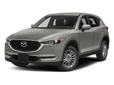2017 Mazda CX-5 Sport (Jet Black Mica)