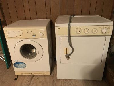 $100 Dryer and comes with FREE wash machine