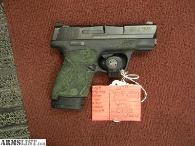 For Sale: Smith and Wesson log6179