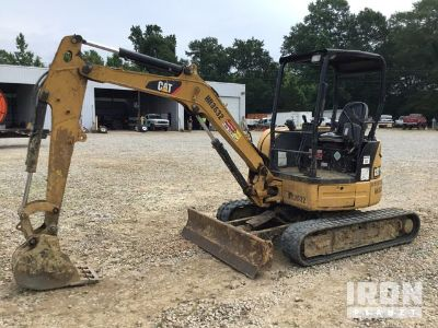 2014 Cat 303.5E CR Mini Excavator