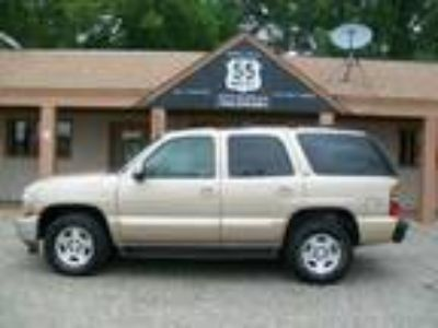 used 2005 Chevrolet Tahoe for sale.