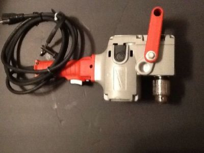 Milwaukee Hole Hawg Heavy Duty Drill $150