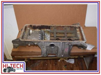 Purchase 00 01 02 03 BMW X5 OIL PAN 4.4L UPPER AND LOWER 11137500207A motorcycle in Buda, Texas, United States, for US $166.00