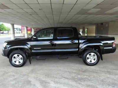 Certified Pre-Owned 2012 Toyota Tacoma Double Cab for sale