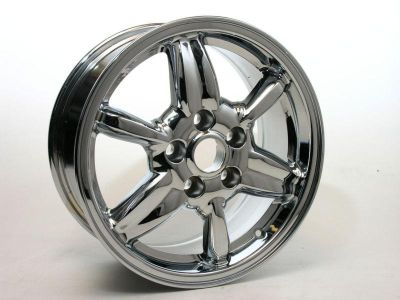 "Purchase Mitsubishi Diamante Chrome Wheel Rim 16"" 65784 motorcycle in Gardena, California, US, for US $99.99"