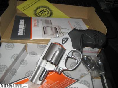 For Sale: TAURUS ULTRALITE 38+;STAINLESS;SNUBNOSE; NEW in BOX