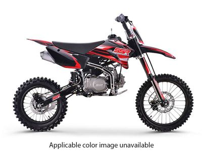 2018 SSR Motorsports SR125TR - BW Competition/Off Road Motorcycles Cumberland, MD