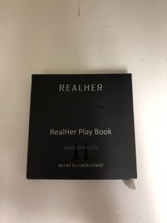 RealHer Shadow Palette II, BRAND NEW