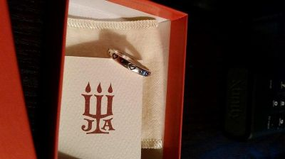 Hearts Ring by James Avery