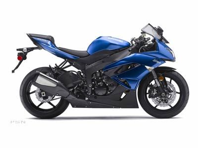 2009 Kawasaki Ninja ZX -6R SuperSport Motorcycles Massapequa, NY