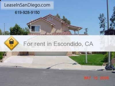 House for Rent in Escondido, California, Ref# 2439133