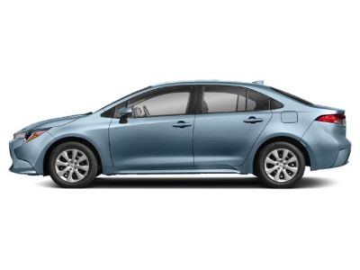 2020 Toyota Corolla LE (Celestite Gray Metallic)