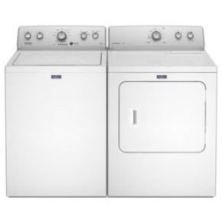 Maytag Washer and Dryer Set *Clearance* MVWC416FW/MEDC215EW