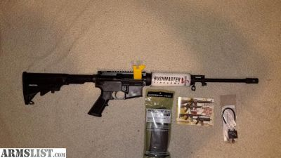 For Sale: Bushmaster ORC AR15 NIB
