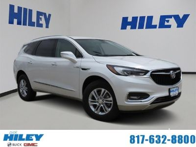 2018 Buick Enclave Essence (White Frost)