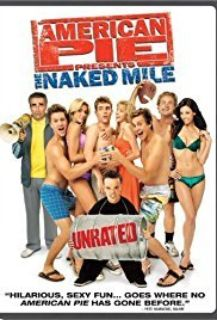 American Pie Presents: The Naked Mile (DVD, 2006, Unrated Full Frame) Comedy Movie Teen