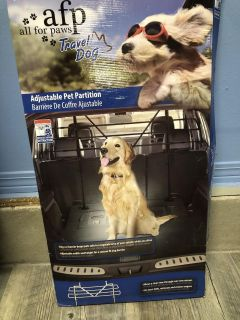 ALL FOR PAWS TRAVEL PARTITION