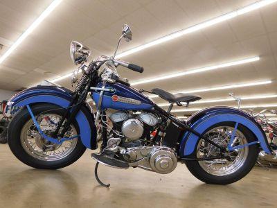 1958 Harley-Davidson Duo Glide Servi Car Engine Cruiser Loveland, CO
