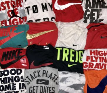 16 Nike T Shirts, New with tags Original $25-$40 All sizes