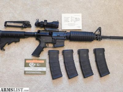 For Sale: Colt AR 15
