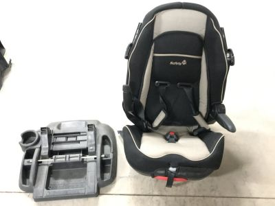 Car Seat and Stand