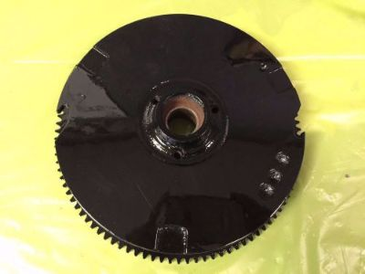 Purchase Clean Used 1996 120 HP Mercury / Force Threaded Puller Flywheel #43-8174991 motorcycle in Scottsville, Kentucky, United States, for US $199.00