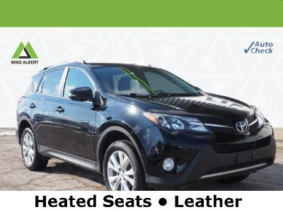 2013 Toyota RAV4 Limited (Black)