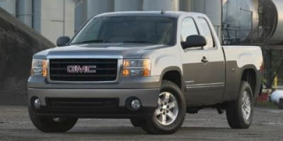 2007 GMC Sierra 1500 Work Truck (Summit White)