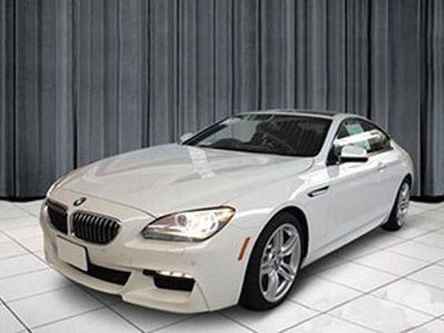 2014 BMW 6-Series 640i xDrive (Alpine White)