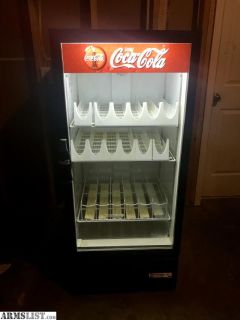For Sale/Trade: Looking to trade commercial Coca Cola cooler for AR preferably a PSA
