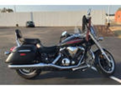 2014 Yamaha V Star 950 Tourer