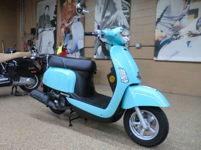 2019 Genuine Scooters Buddy Kick 250 - 500cc Scooters Downers Grove, IL