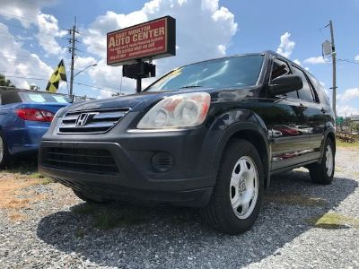 2006 Honda CR-V LX (Black)