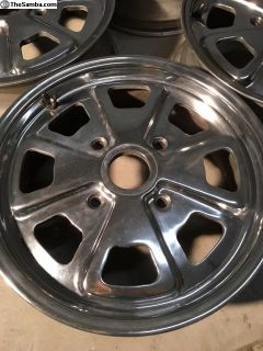 Porsche 914 Fuchs Wheels (Set of 4)
