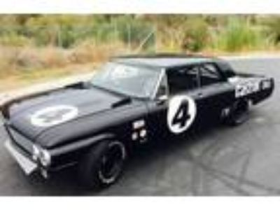 1962 Ford Galaxie 500 Saloon Racer