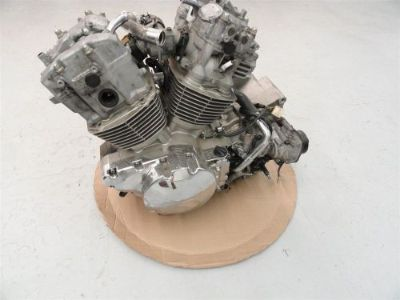 Purchase 03 Honda VTX 1300 S used Engine Motor * Bad Valve * Local Pickup Only motorcycle in Chippewa Lake, Ohio, United States, for US $149.95