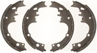 Purchase Bendix Brakes Drum Brake Shoes Relined Organic Rear Buick Chevy Olds Pontiac Set motorcycle in Tallmadge, Ohio, US, for US $38.92