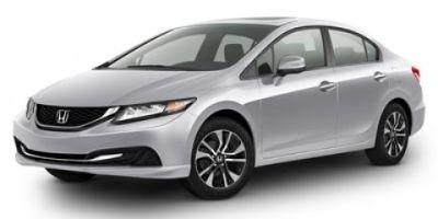 2013 Honda Civic EX (Gray)