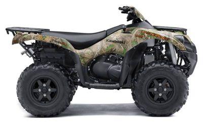 2018 Kawasaki Brute Force 750 4x4i EPS Camo ATV Sport Utility ATVs Queens Village, NY