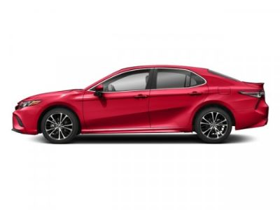 2018 Toyota Camry SE (Ruby Flare Pearl)