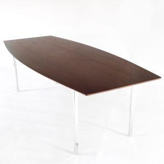 Vintage Florence Knoll Dining Conference Table
