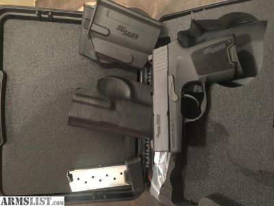 For Trade: New Sig P290rs
