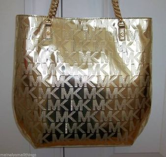 Michael kors Gold Jet Set Purse