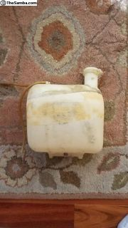 911 SWF Washer Bottle used