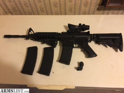 For Sale/Trade: Bushmaster AR15